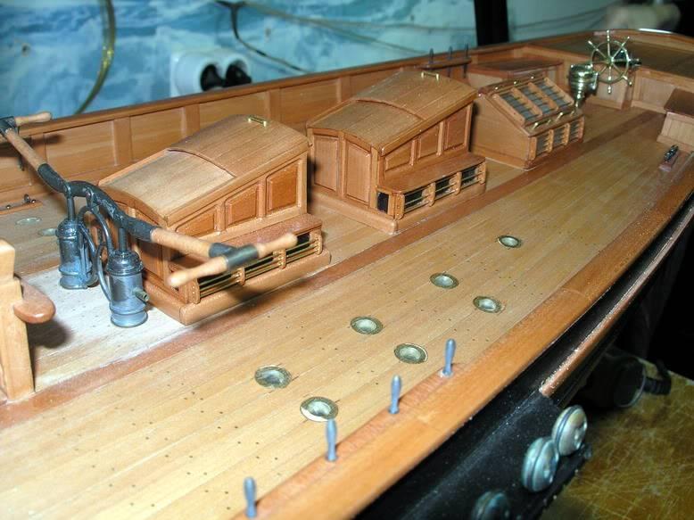 Yacht Imperiale Queen Victoria - Tecnica Costruttiva dello Scafo - Pagina 4 IMG_03530