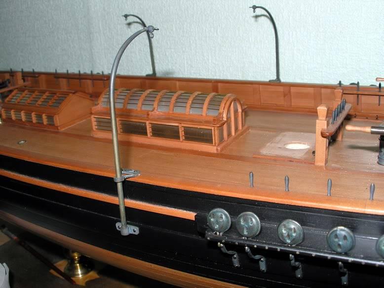 Yacht Imperiale Queen Victoria - Tecnica Costruttiva dello Scafo - Pagina 4 IMG_03550