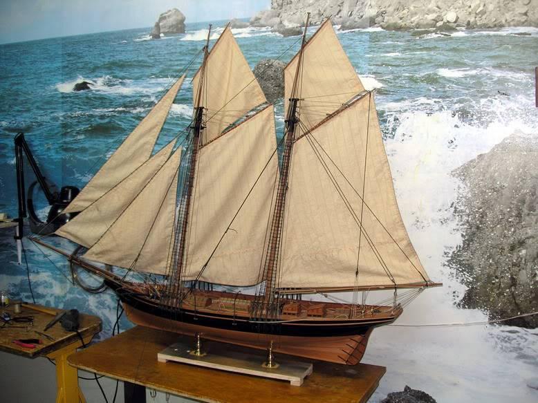 Yacht Imperiale Queen Victoria - Tecnica Costruttiva dello Scafo - Pagina 4 IMG_03570