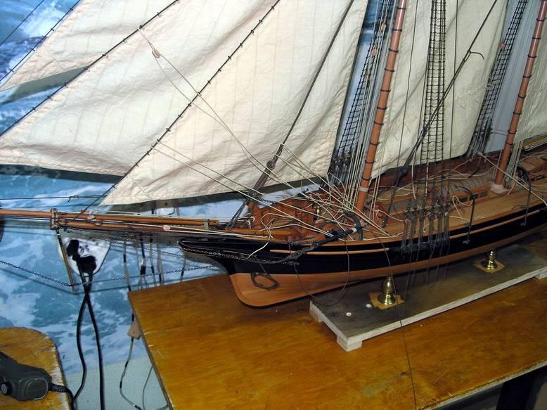 Yacht Imperiale Queen Victoria - Tecnica Costruttiva dello Scafo - Pagina 4 IMG_03590