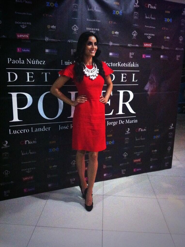 Paola Nunez/პაოლა ნუნიესი - Page 3 Dfb2fe13090b567144bc23a307b2649b