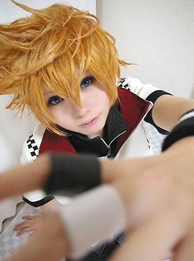 roxas cosplay Pictures, Images and Photos