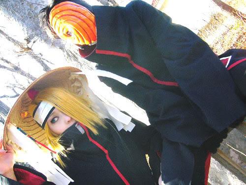 Cosplays de Naruto C