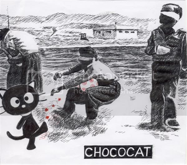 PUBLIC IMAGE no-LIMITED ChococrossedoutCustom