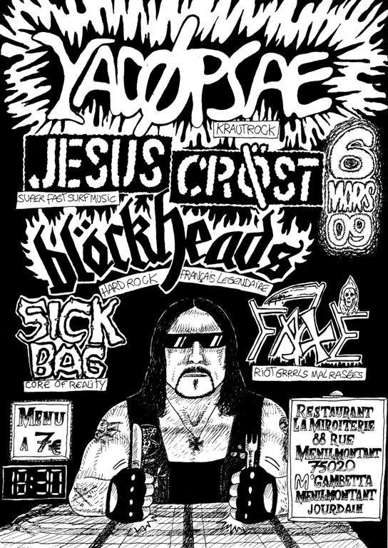 YACOPSAE+JESUS CRÖST+BLOCKHEADS.. 06/03/09 Paris Miroiterie YacopsaeLarge
