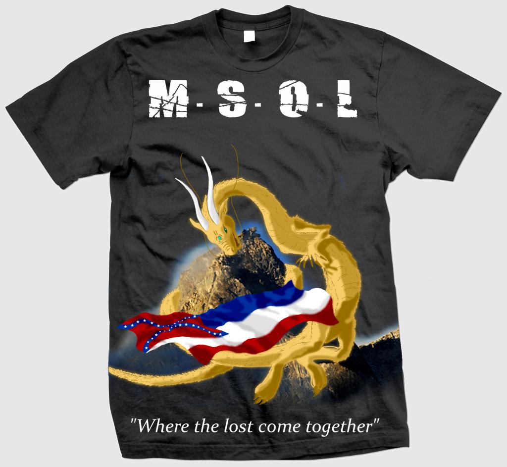 Potential Tshirts Shirtfront