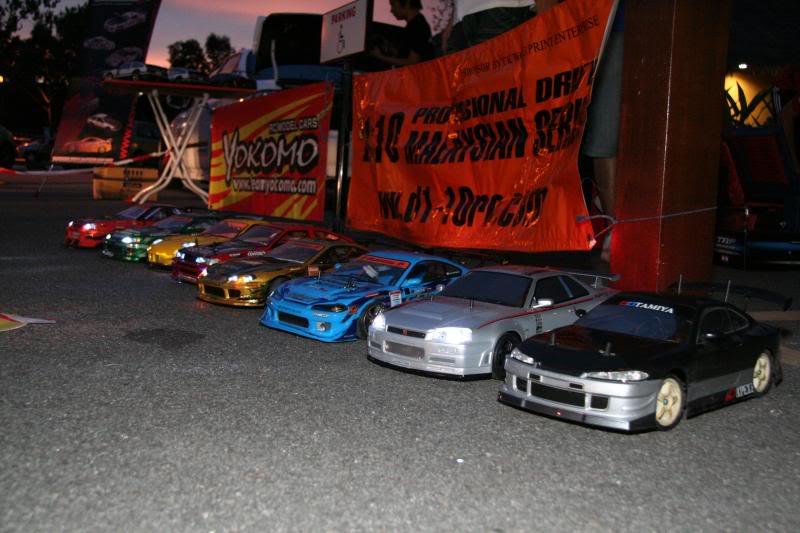 Drift Demo ~ Hot Machines AutoShow (Northern) IMG_3517