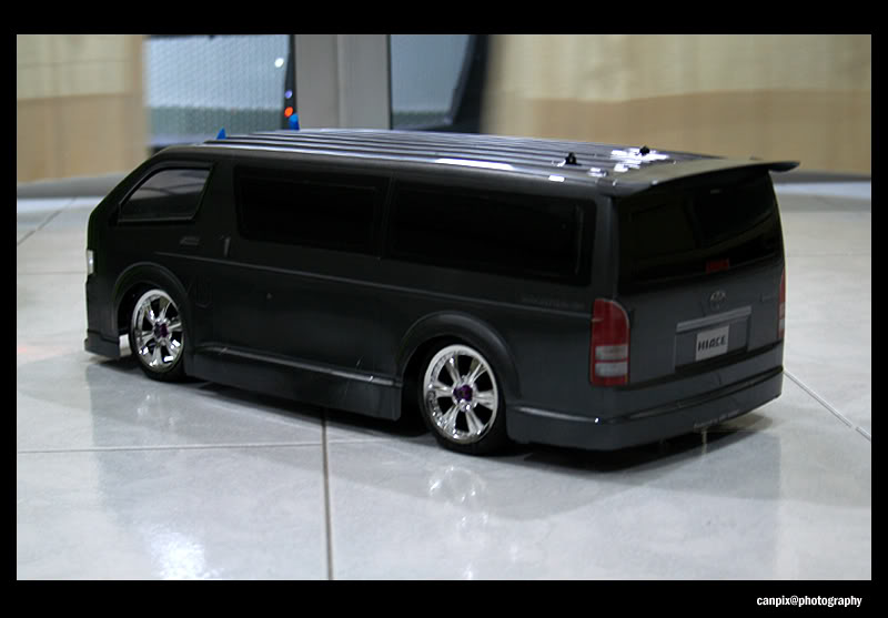 Hiace Wanna Be R3