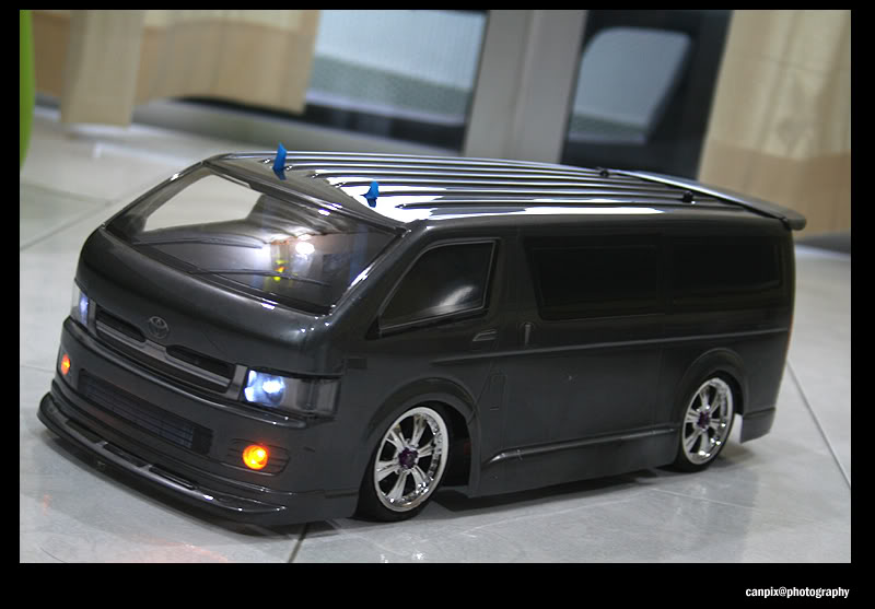 Hiace Wanna Be R4