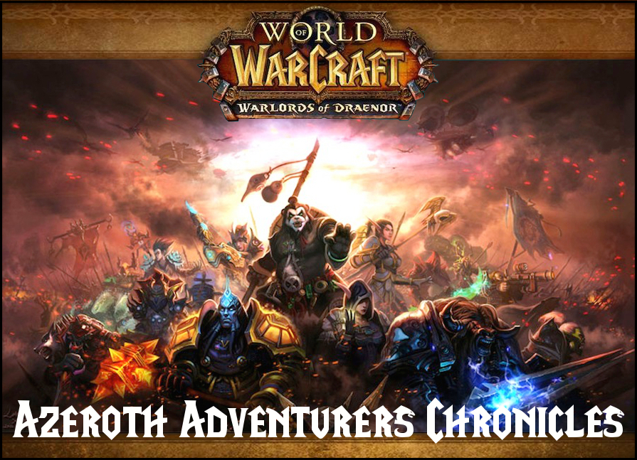 Azeroth Adventurers' Chronicles