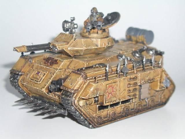 Armée Alpha Legion  .... MAJ 28/11 Raptors modifiés Renegadechimera01C