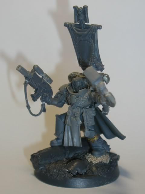 Kastus Maitre des Fulgur Mortis PresculptA