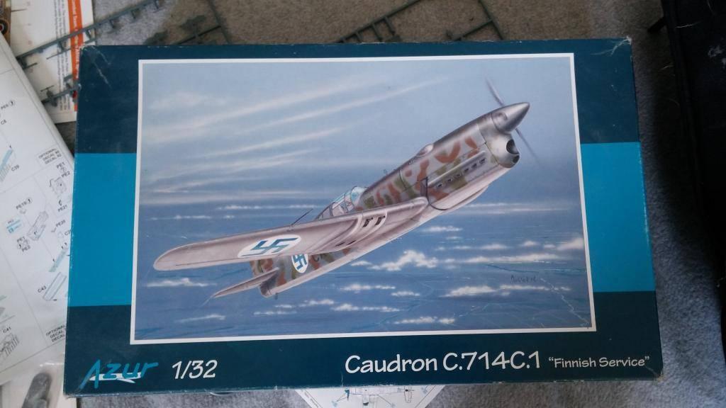 Azur 1/32 Caudron C.714C. 1 Ilmavoimat  20140626_123204_zpsu5rs7vas
