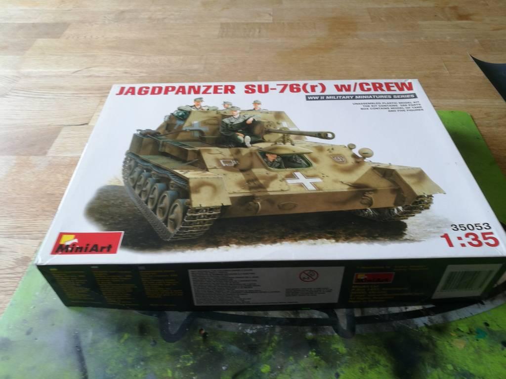Jagdpanzer SU-76 Miniatyr 1/35 IMG_20170514_141922_zpso4nqemyk