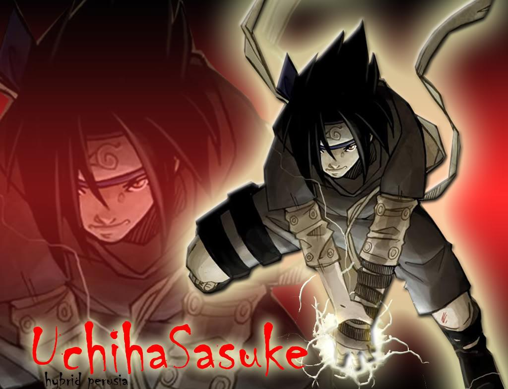 صور ساسكي (ساسوكي) ...by eve Sasuke-wall