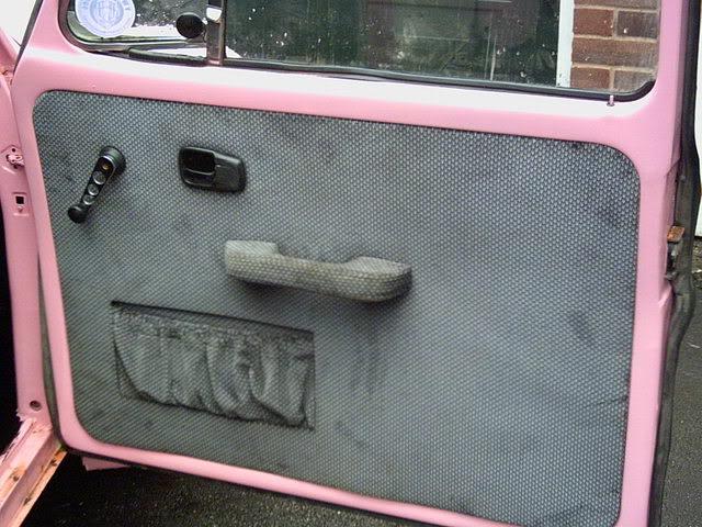 The '77 Pink Bug RachsBug008