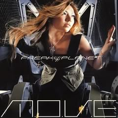 M.o.v.e [Move] Complete Discography MoveFreakyPlanet