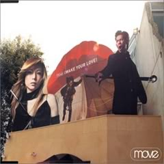 M.o.v.e [Move] Complete Discography MoveWAKEYOURLOVE