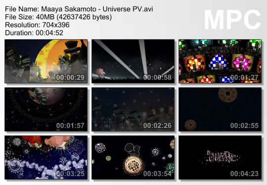 Production IG MaayaSakamoto-UniversePV