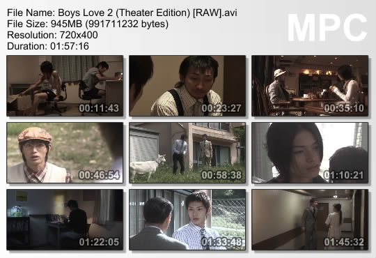 Boys Love 2 (Theater Edition) [NOW WITH ENGLISH SUBS] [YAOI] BoysLove2TheaterEdition