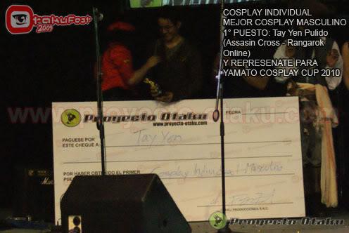 OTAKUFEST PERU 2010 - Primer anuncio oficial GanadorCosplayMasculinoYamato