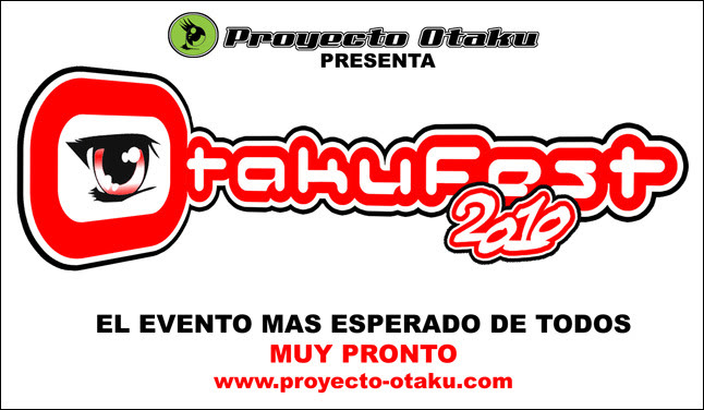 OTAKUFEST PERU 2010 - Primer anuncio oficial Otakufest2010entrada