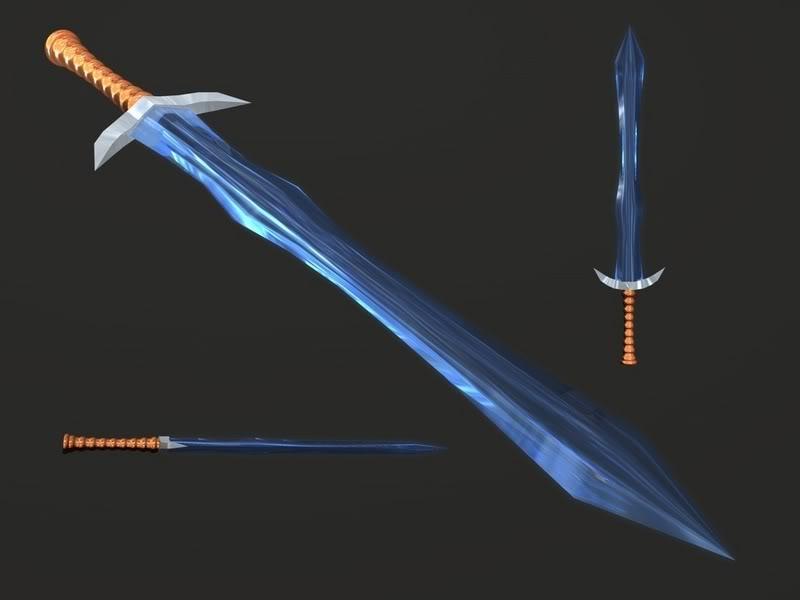 Proyectos de Ykeon CrystalSword