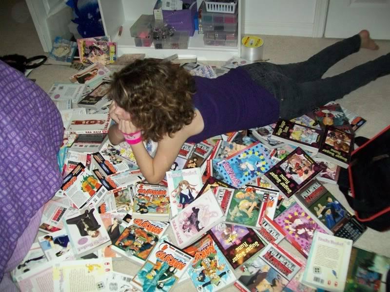 My Manga Collection ~Manga Tower~ 100_0875