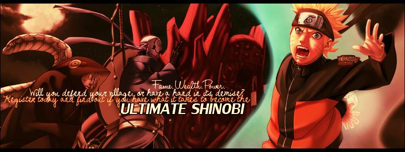 Ultimate Shinobi  - A Naruto RPG