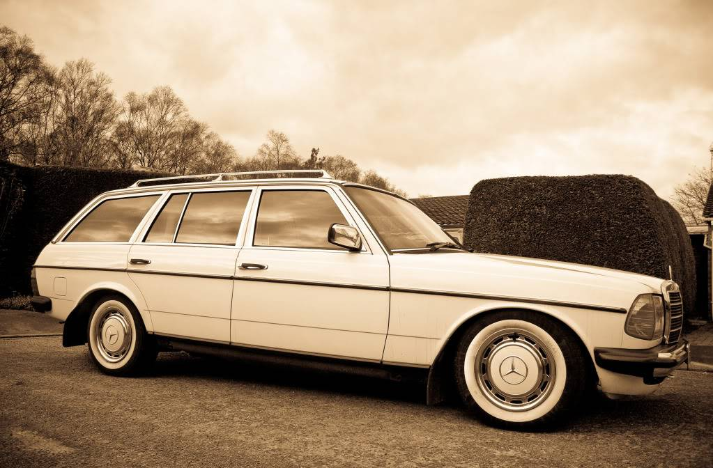 Benny's Mercedes W123 280TE Project. - Page 2 IMG_1311
