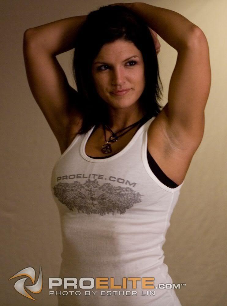 El Monstruo más Bello en la historia de las MMA! Gina_Carano34
