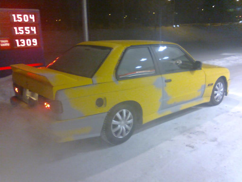 BMW e30 ///M3-look Kuva0086