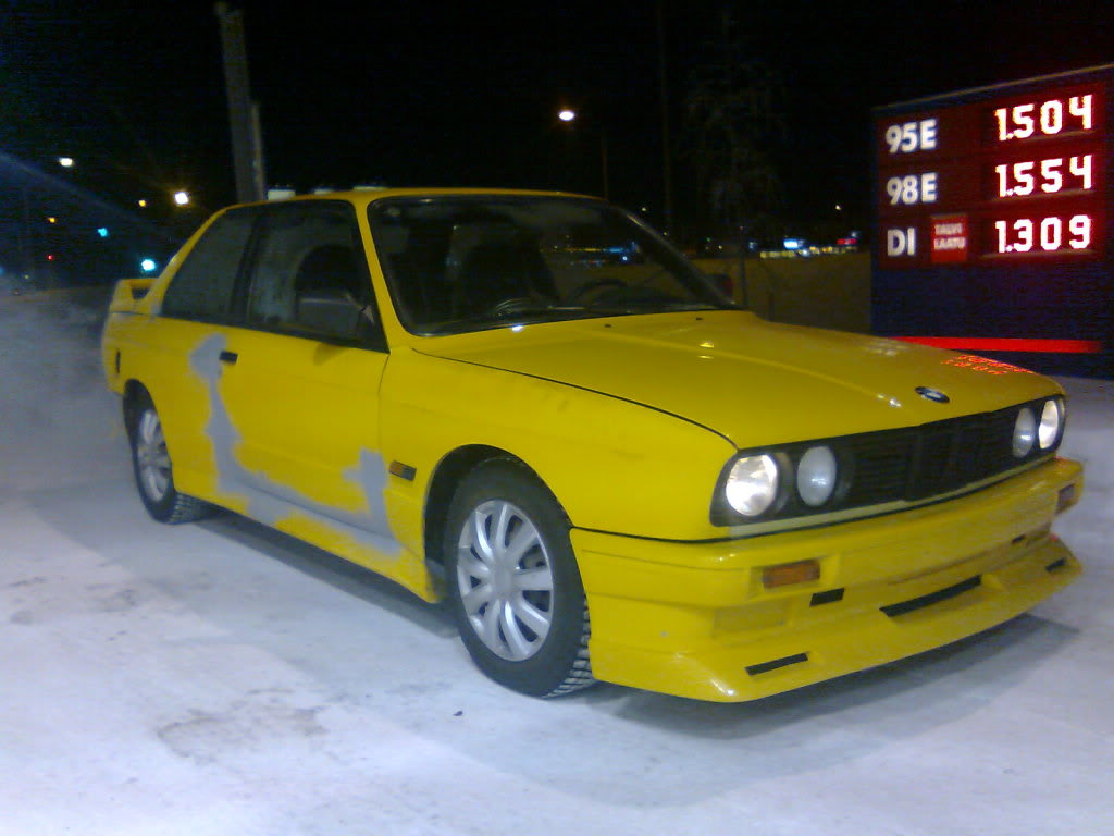 BMW e30 ///M3-look Kuva0089