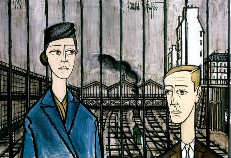 Train et peinture - Page 4 Tableaux2009