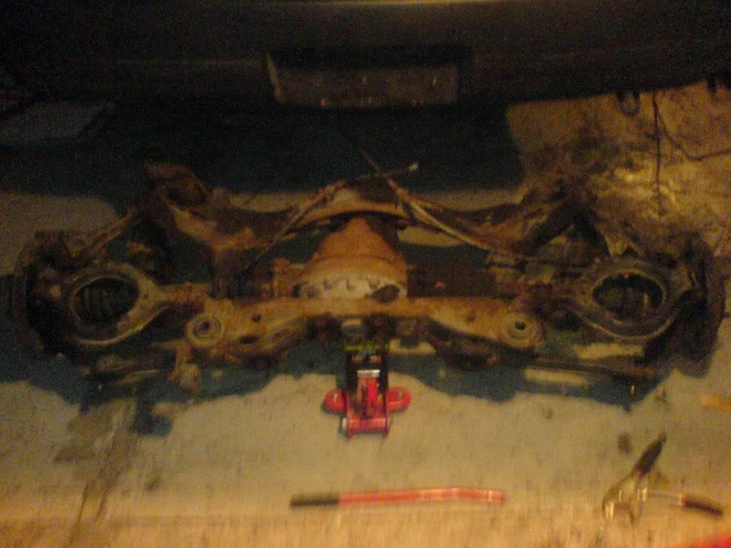 Rustproofing the S chassis (Rust sucks) DSC00140