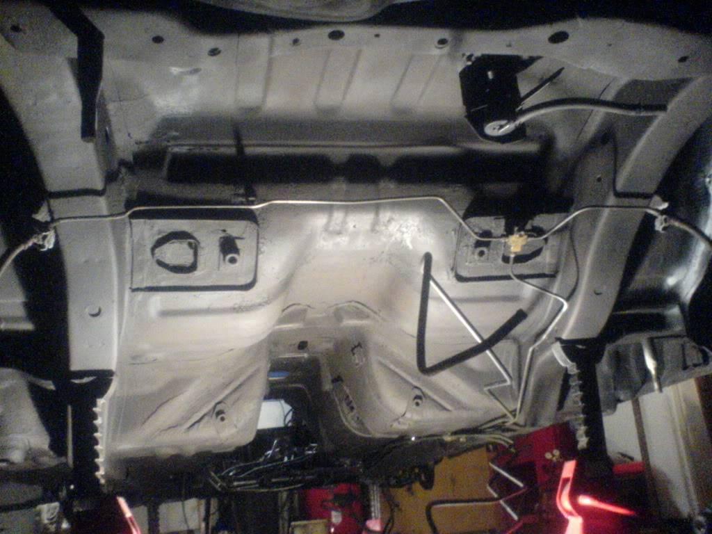 Rustproofing the S chassis (Rust sucks) DSC00221