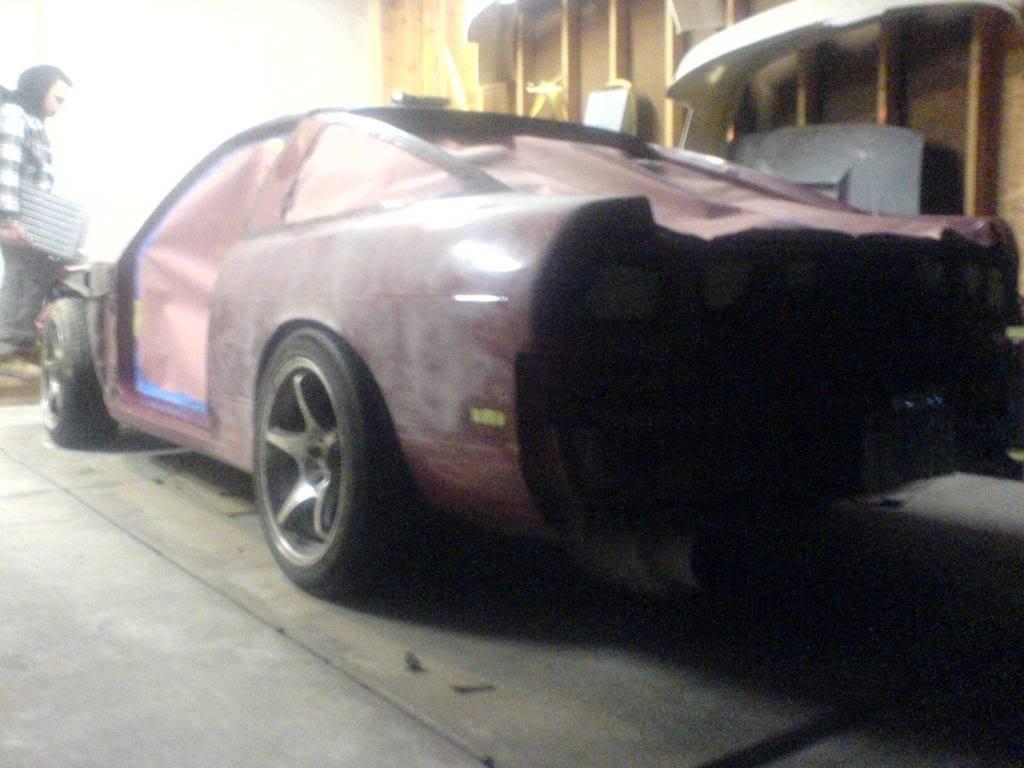 Rustproofing the S chassis (Rust sucks) DSC00415