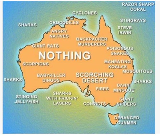 Overseas Ideas About Australia!! Image001