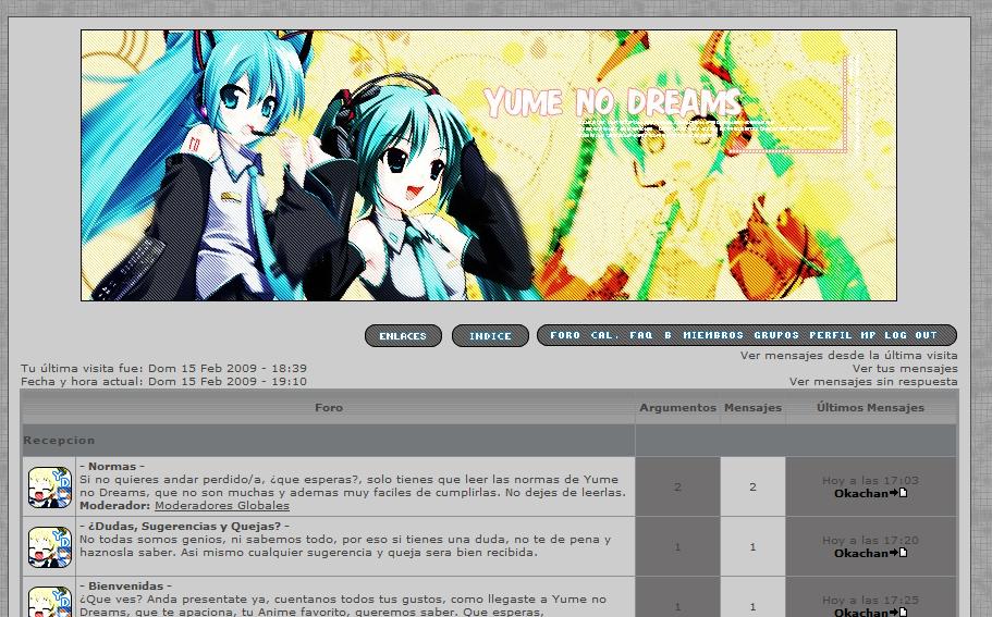 Yume no Dreams!* [Foro Anime y Manga] Dibujoerer