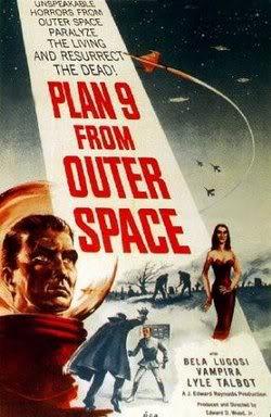 -Ciencia Ficcion y clase B en los 50's- Plan_9_Poster