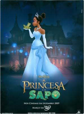 A Princesa e o Sapo (PT-PT)  APRINCESAEOSAPOC3A9oprimeiroanimado