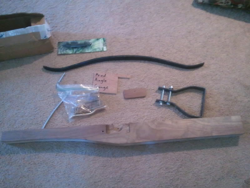 Todd the Archer's Crossbow Kit 2011-06-04144705