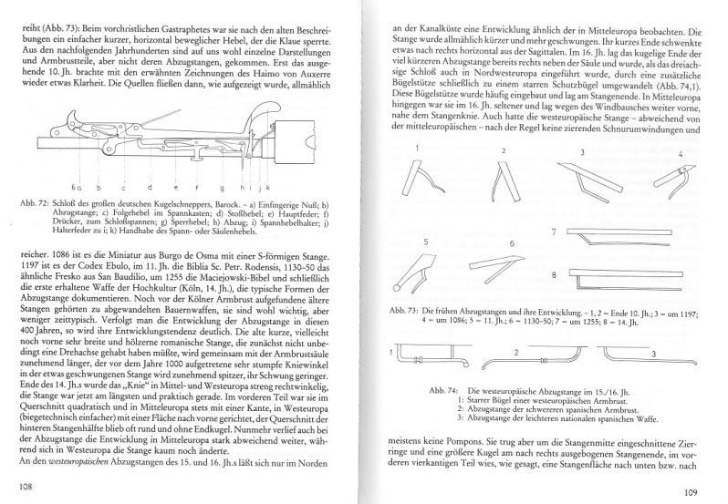 Latchet Mechanism Armbrust055