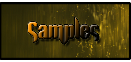 Grimmjow's Siggy Shop Samplebanner