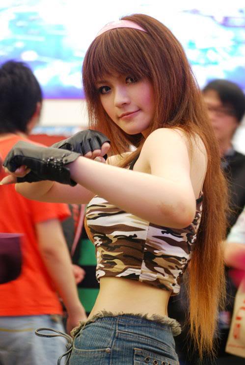 HOT Cosplay Hitomi14