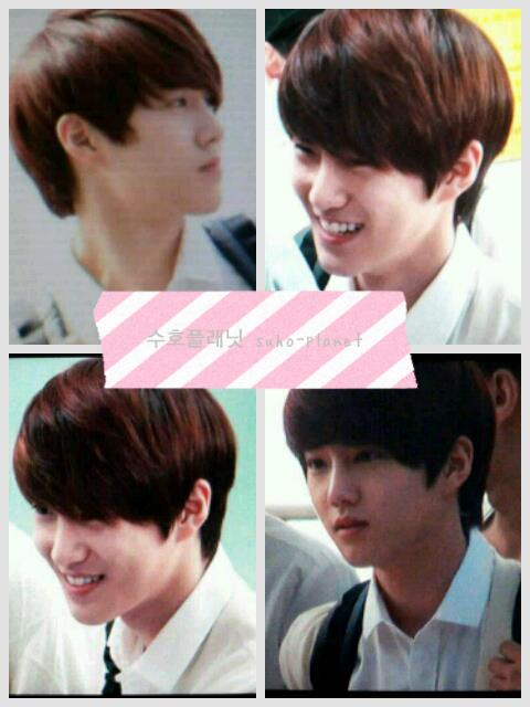 [Fantaken][120906] EXO-K at Airport leave to Taiwan 522484_247857545327200_223749757_n