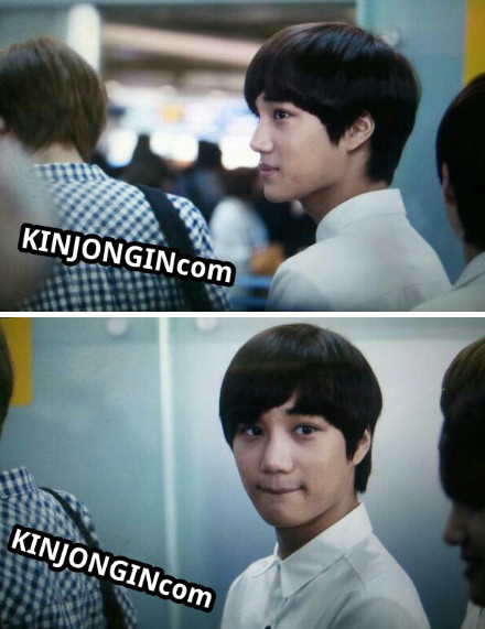 [Fantaken][120906] EXO-K at Airport leave to Taiwan JlS17QpF7G26z