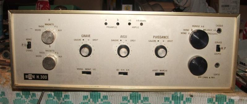 Amplificador a válvulas Hi-Tone H300 Hitone9