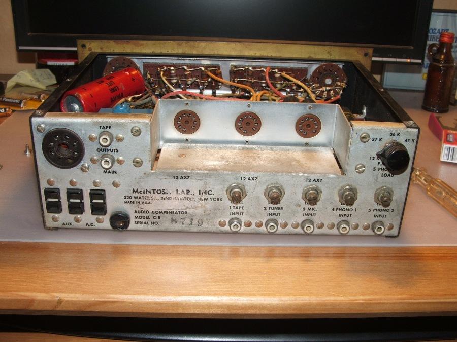 McIntosh C8 MC-c8-4