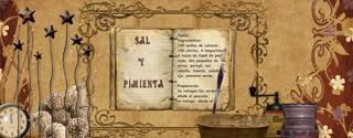 Con Sal y Pimienta